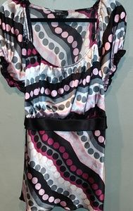 AGB Blouse Size-1X